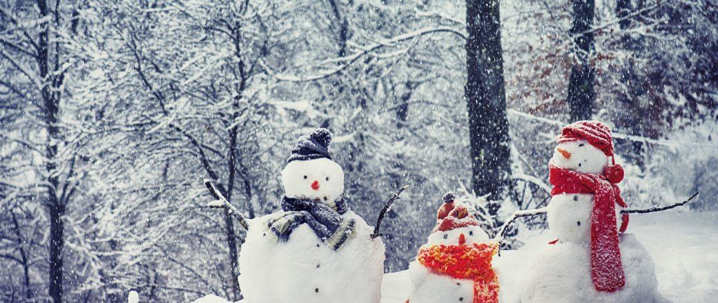 Winter-Saison 2020! Bist Du bereit?